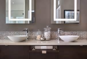 Modern Bathroom Brown Tiles Tile Warehouse Kansas City S 1 Tile Source