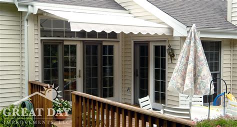 retractable awning ideas pictures designs great day