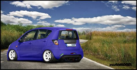 Suzuki Jdm Suzuki Splash Jdm By Artriviant On Deviantart