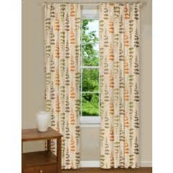 Orange And Green Curtains Curtains And Drapes Orange And Green Curtains Drapes Polyvore