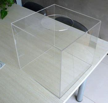 kotak amal by acrylic clear acrylic lucky draw box acrylic donation box buy