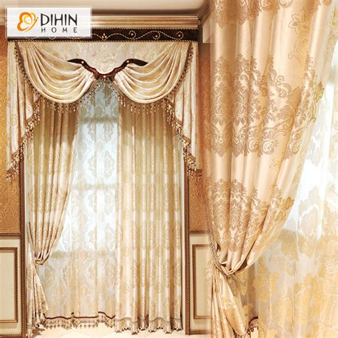 castle curtains 2016 pastoral printed castle window curtains for living