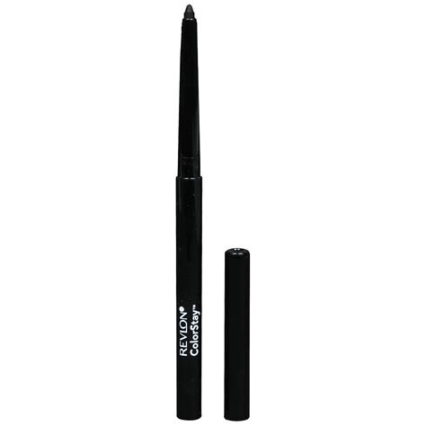 Revlon Colorstay Eyeliner Pencil revlon colorstay eyeliner pencil black 201 walgreens