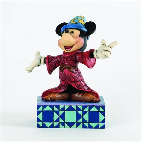jim shore disney jim shore disney traditions fantasia mickey apprendice