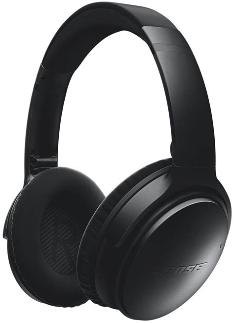 bose quietcomfort  ii noise cancelling wireless headphones black