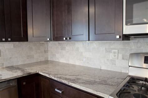 carrara backsplash 17 best images about countertops and backsplashes on