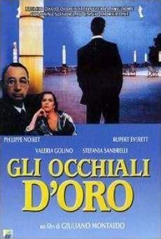 gli occhiali doro italian les lunettes d or 1987 film en fran 231 ais