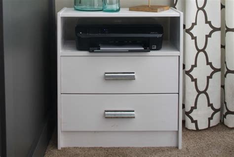 printer stand ikea a smart solution to organize your printer stand 10 ikea hacks you can do in a weekend