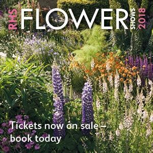 rhs chatsworth flower show tickets 2018 | show times