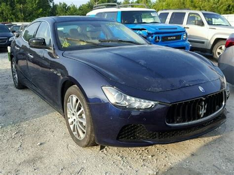 Cheap Maserati For Sale by Cheap Maserati All Models Sedan 4d For Sale In 77073 Tx