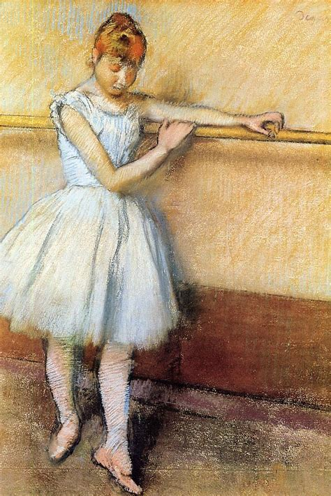 degas 1834 1917 art albums degas edgar dancer at the barre edgar degas circa 171 edgar degas 1834 1917 171 artists 171 art
