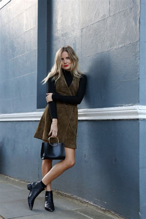 the suede trend is upon us this is how you wear it
