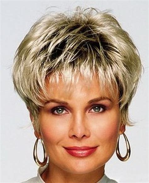 chunky layered hairstyles short chunky layered haircuts