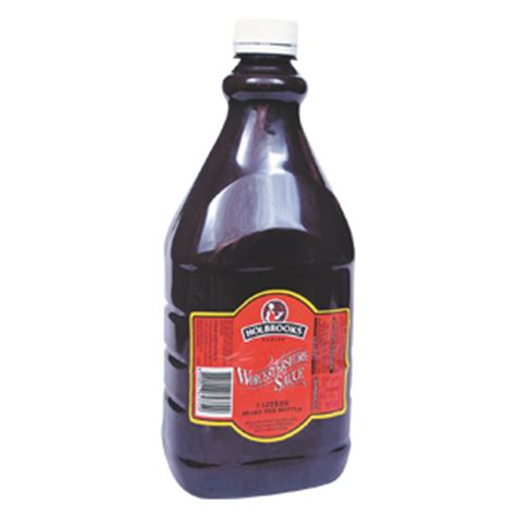 Shelf Worcestershire Sauce by Holbrooks Worcestershire Sauce Goodman Fielder Food Service