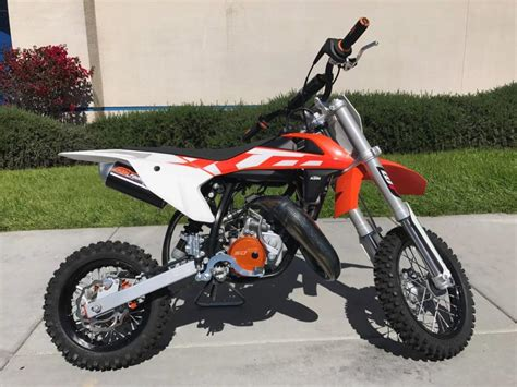 Ktm 50 Sxs ktm 50 cc motorcycles for sale