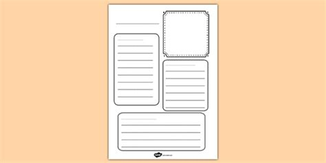fact card template ks1 fact file layout blank factfile fact file template sheet
