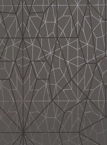Dark Grey Linear Structure Wallpaper   Double Roll