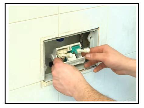 manutenzione cassetta geberit cassetta di risciacquo geberit unica montaggio e