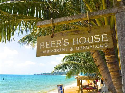 Beer's House Review   Lamai Beach   Koh Samui   Wade and Sarah