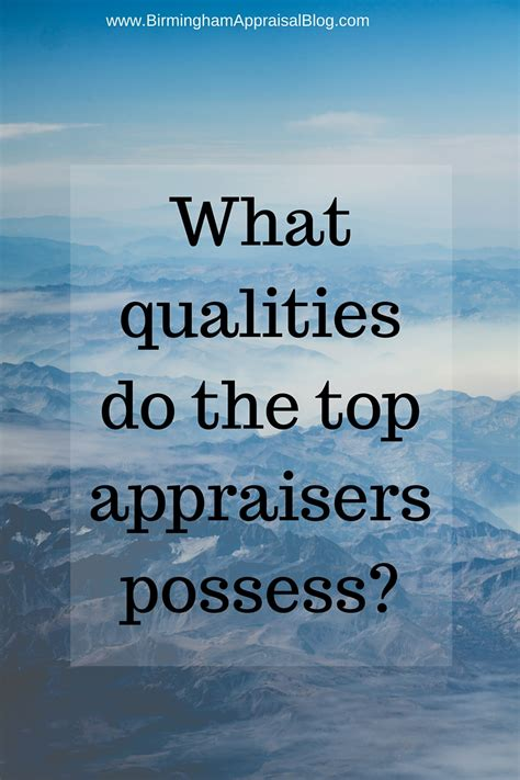 what does the appraiser do 28 images who are the top