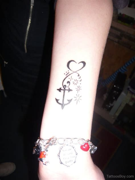 tattoo anchor wrist anchor tattoos designs pictures page 4