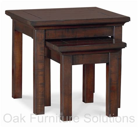 Dvd Storage Shelves Cabinets by Toledo Dark Lamp Nest Of Tables Oak Furniture Solutions