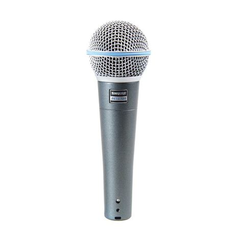 Mic Sure Beta58a shure beta 58a handheld dynamic vocal microphone