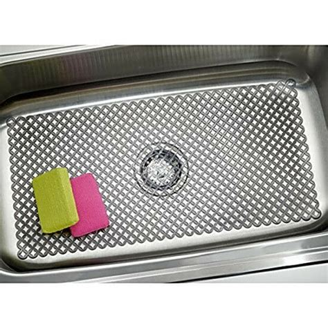 Sink Mats Sink Protector by Mdesign Sink Protector Mat For Kitchen Sinks Large