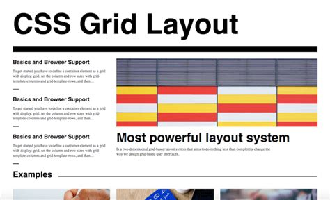 Css Grid Challenge Winners And Templates Articles On Smashing Magazine For Web Css Grid Template