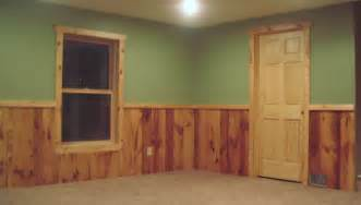 Pine Wainscoting Wainscoting Ideas For Brian S New House