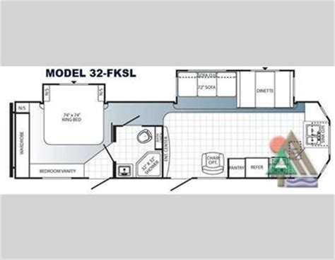 travel trailer floor plans with bunk beds travel trailer with a king bed slide out one of our
