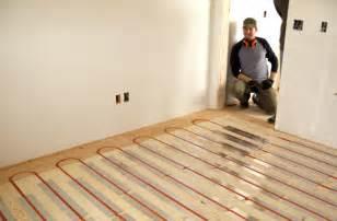 Best Flooring For Radiant Heat » Ideas Home Design