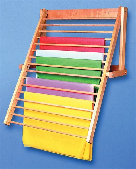 Craft Paper Storage Rack - 1000 ideas about tissue paper storage on