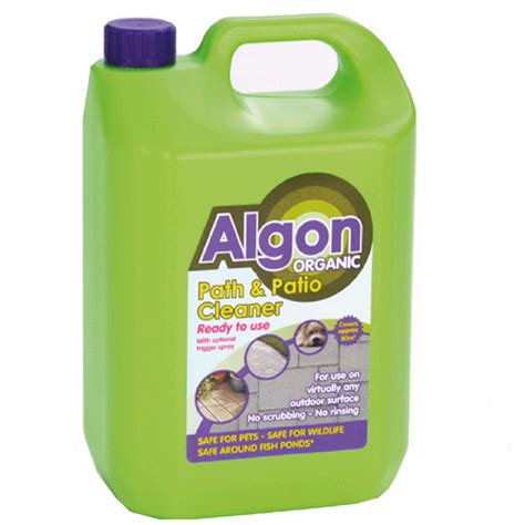 algon organic patio path cleaner 5 litre on sale fast