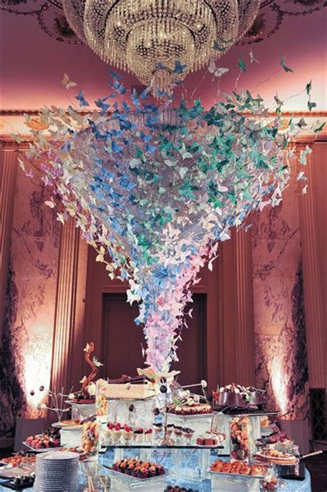 quinceanera butterfly theme decorations spectacular flower ideas from bailey papillons