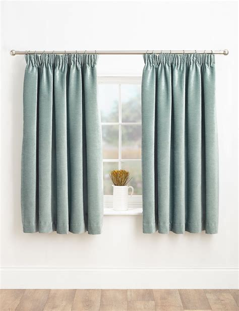ready made curtains m and s marks and spencer ready made pencil pleat curtains www