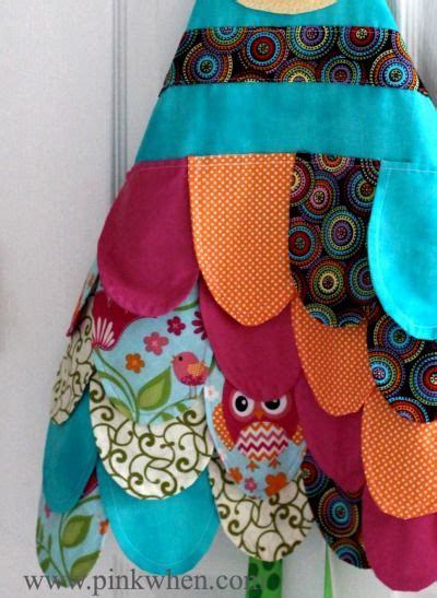 pattern for owl apron my little owl apron confession diy fashion apron and owl
