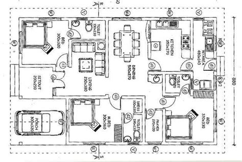 house plan guys house plan childbearing timber 3 bedrooms and 81 sqm