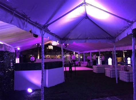 Outdoor Wedding Lighting Rental Outdoor Lighting Rental Event Lighting Rentals In Miami Broward Palm