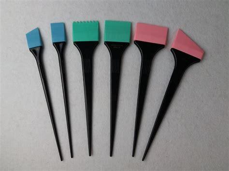 Hair Tint Brush silicone hair dye colouring brush hair tint brush hair