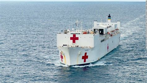 biggest private ships in the world usns comfort is the world s biggest hospital ship cnn