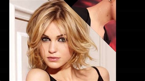 short hairstyles   square face youtube