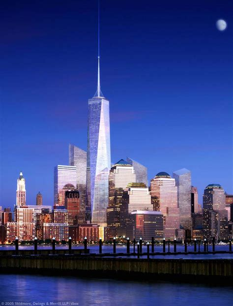 tower ny new york architecture images wtc 1 one world trade center