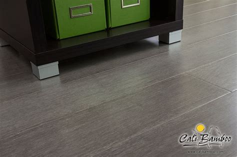Eclipse Fossilized? Bamboo Click Flooring   Floating Wide