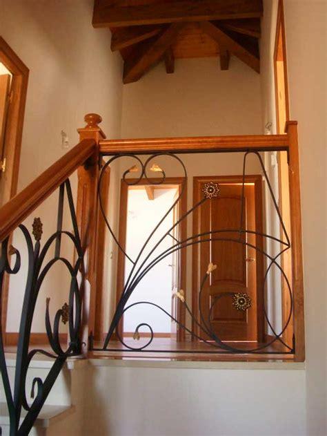 barandillas de hierro para escaleras barandillas de hierro forjado forja herrom