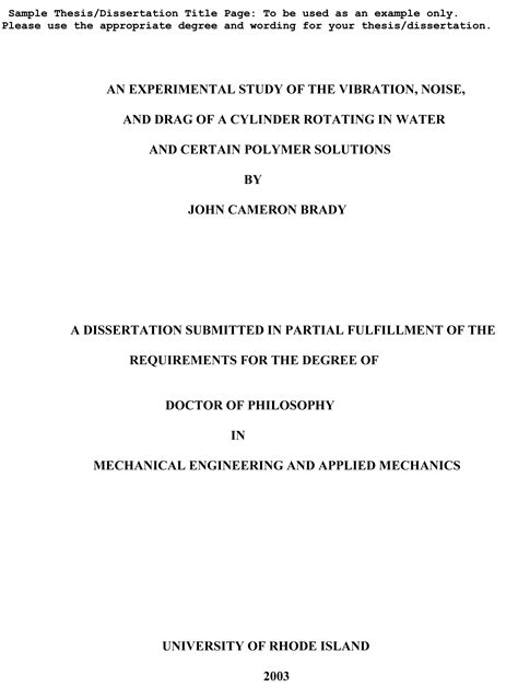 thesis titles exles thesis title thesis writing help outline format exles