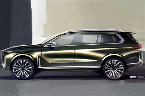 Bmw X7 by Bmw X7 Iperformance Concept Look Motor Trend