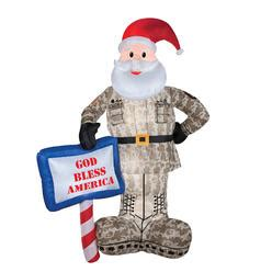 sears military ornament outdoor decorations kmart