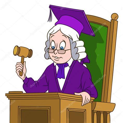 imagenes de la justicia animadas ni 241 o de dibujos animados lindo juez vector de stock