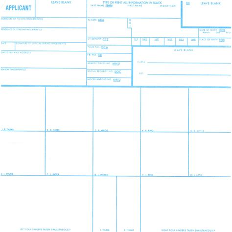 Fbi Background Check Form Criminal Background Check For Nclex Rn Application Calling The